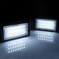 OEM NUMBER PLATE LEDS