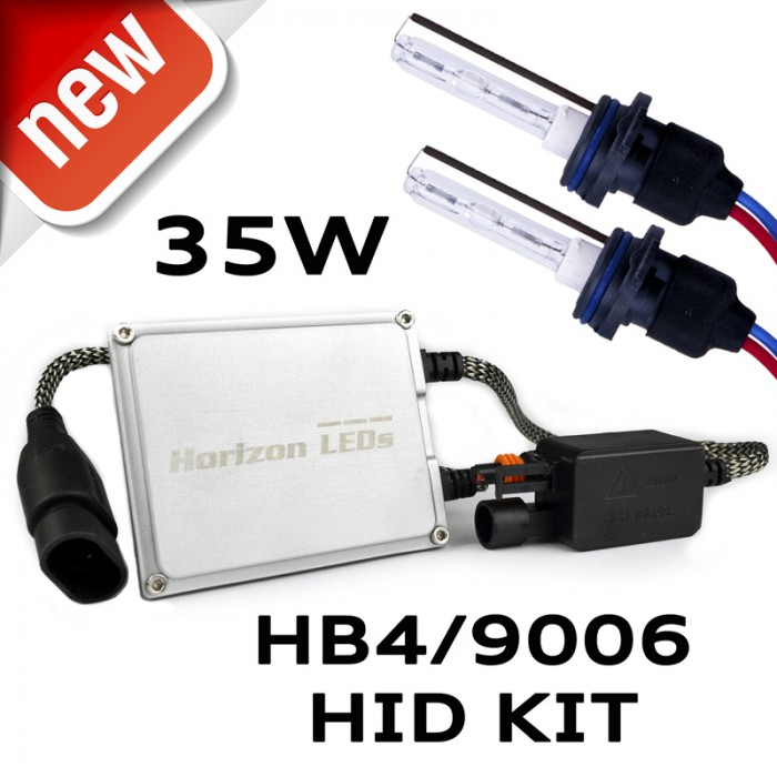 HB4 9006 Xenon HID Conversion Kit