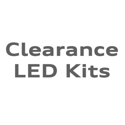 CLEARANCE LED HEADLIGHT KITS