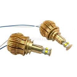 20W H8 HIGH POWER CREE LED - ANGEL EYES (GOLD EDITION)