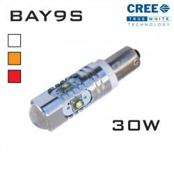435 - BAY9S/H21W - CREE LED 30W