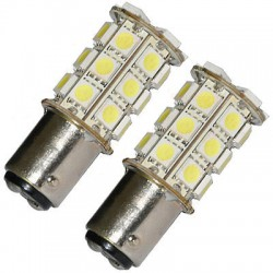 1157/BAY15D/P215W - 27 LED BULB