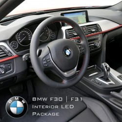 BMW 3 Series F30, F31 Complete Interior LED Pack