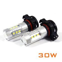 PY24W CREE LED 30W (AMBER Indicator/Turn Signal) - PAIR