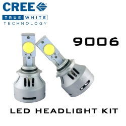 HB4/9006 CREE Headlight LED Kit - 3200 Lumens
