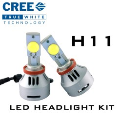 H11 CREE Headlight LED Kit - 3200 Lumens