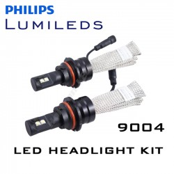 HB1/9004 Hi/Lo Philips Lumileds LUXEON Headlight LED Kit - 3000 Lumens
