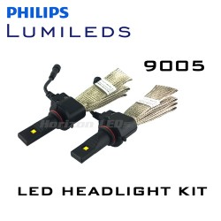 HB3/9005 & H10 Philips Lumileds LUXEON Headlight LED Kit - 2500 Lumens
