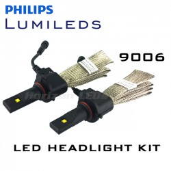 HB4/9006 Philips Lumileds LUXEON Headlight LED Kit - 2500 Lumens