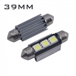 CANBUS FESTOON LED BULBS 39MM - (Pair)