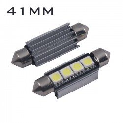 CANBUS FESTOON LED BULBS 41MM - (Pair)