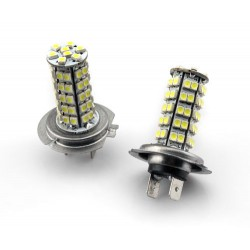 H7 FOG LIGHT LED - 68 LED (PAIR)