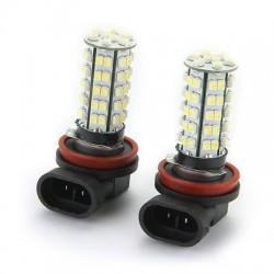 H8 FOG LIGHT LED - 68 LED (PAIR)