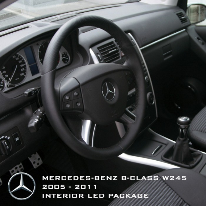 Mercedes Benz B Class W245 Complete Interior Led Pack