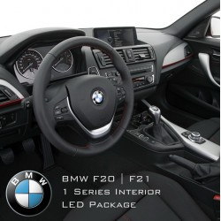 BMW 1 Series F20 & F21 Complete Interior LED Pack