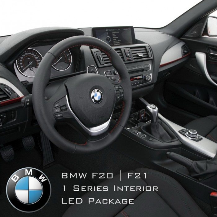 Bmw 1 Series F20 F21 Complete Interior Led Pack