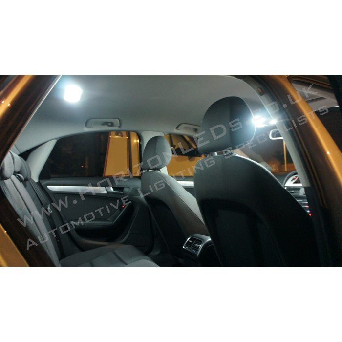 Audi A4 B8 Saloon & Avant Complete Interior LED Pack