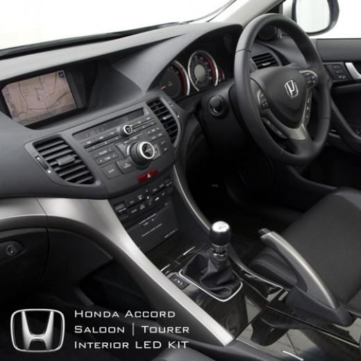 Honda Accord Saloon Tourer 8th Generation Complete