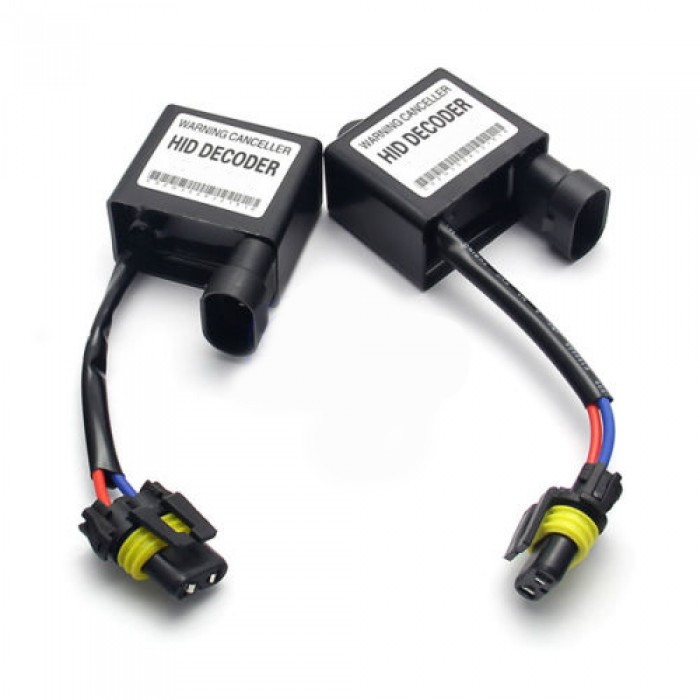 Xenon HID CANBUS Decoder | Warning