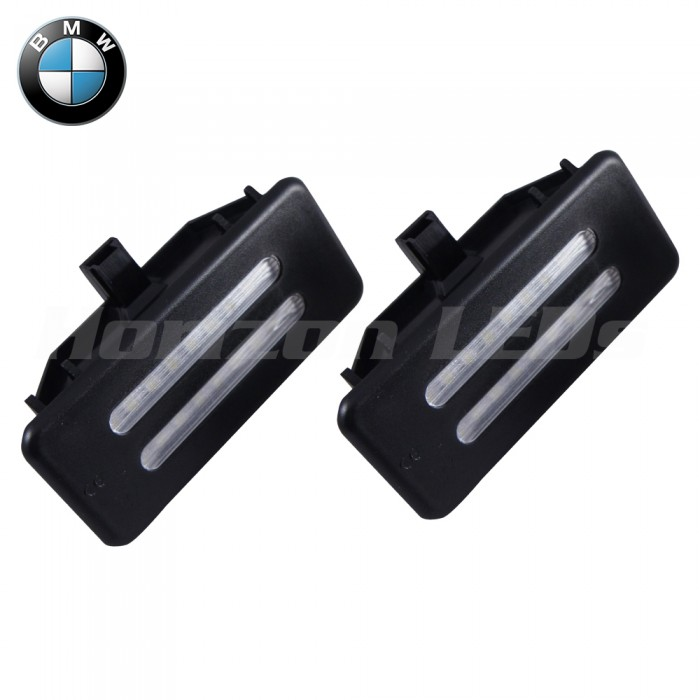 BMW VANITY MIRROR LED KIT - E6X, E7X, E8X, E9X, F2X & X3