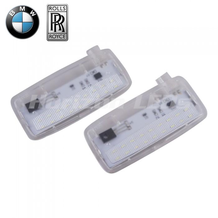 BMW & ROLLS ROYCE VANITY MIRROR LED KIT - E88, E93 & RR2, RR3