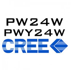 PW24W CREE LED