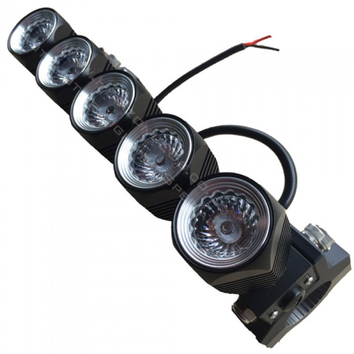 50w super power 10 cree led light bar off road solutions click image for gallery mozeypictures Image collections