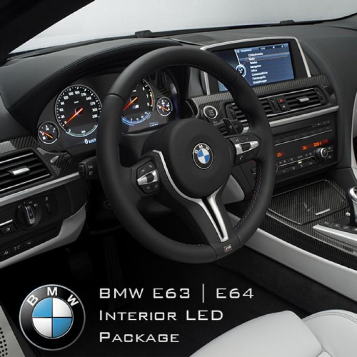 BMW LED PACKAGE/KITS : BMW 6 Series E63, E64 Complete