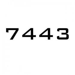 T20 - 7443/3157