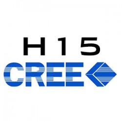 H15 CREE LED