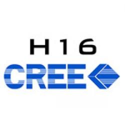 H16 CREE LED