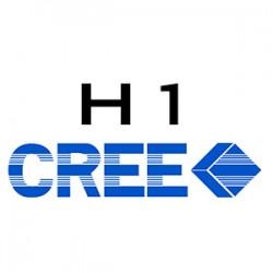 H1 CREE LED