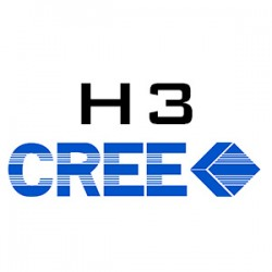H3 CREE LED