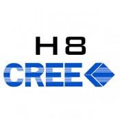 H8 CREE LED (4)
