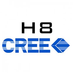 H8 CREE LED