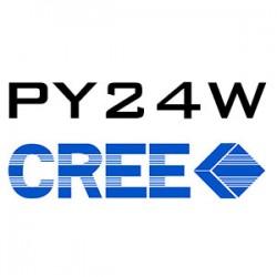 PY24W CREE LED